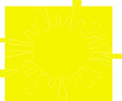 mallas seguridad dentro del area amarilla